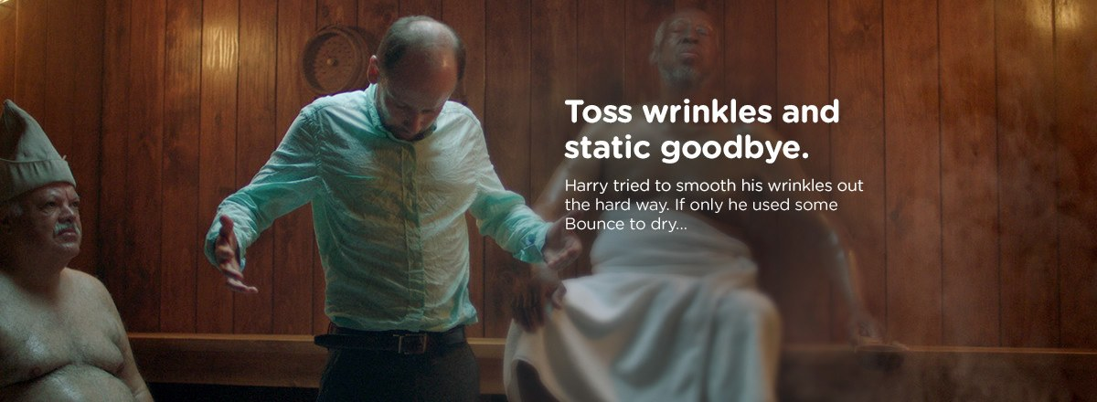 Toss wrinkles and static goodbye.