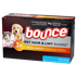 Bounce Pet Hair and Lint Guard Mega Dryer Sheets with Fresh Scent