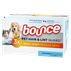 Bounce Pet Hair and Lint Guard Mega Dryer Sheets, Unscented
