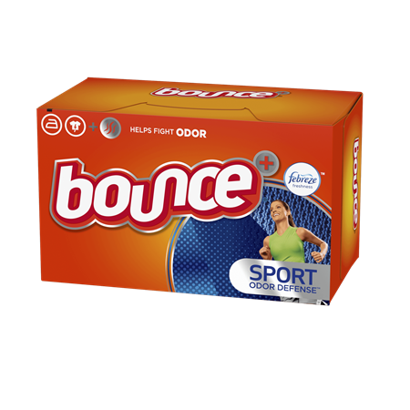 Bounce Fabric Softener Dryer Sheets Bounce Sport