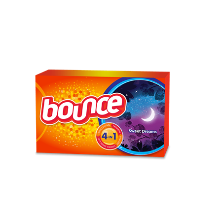 4d7473a5a4 Bounce® Fabric Softener Dryer Sheets