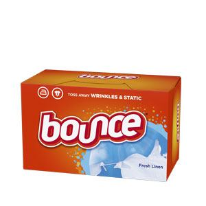Bounce® Fresh Linen Dryer Sheets