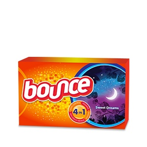 Bounce® Sweet Dreams Dryer Sheets