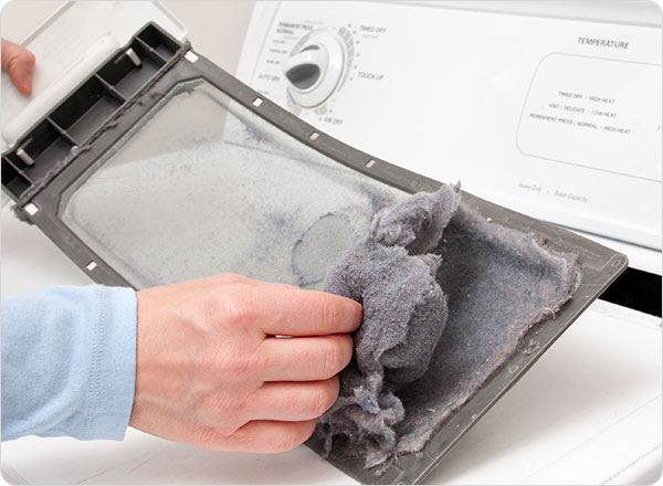 drop something in the dryer lint compartment - 600×440