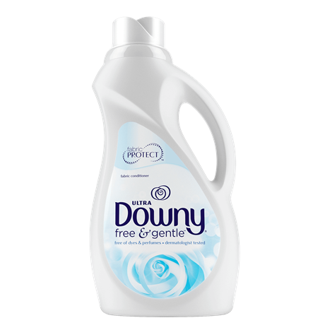 ultra downy free gentle liquid fabric conditioner downy. Black Bedroom Furniture Sets. Home Design Ideas