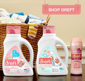 Baby Detergent And Laundry Products Dreft