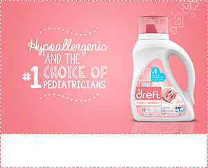 Hypoallergenic and the no1 choice of pediatricians