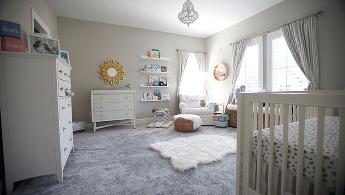 Baby Room Ideas: Samuel's Nursery Inspiration