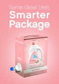 Dreft Newborn Liquid Laundry Detergent Eco-Box: Same Great Dreft, smarter package