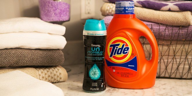 With Tide and Unstopables, you can turn laundry into luxury.