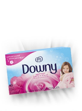 Toallitas para la secadora Downy® April Fresh™
