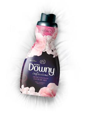 Suavizante líquido de telas Ultra Downy® Infusions™ Honey Flower™