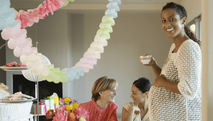 Ideas para el Baby Shower