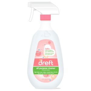 Dreft Gentle Clean Multi-Surface Spray