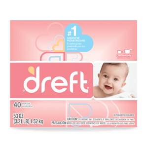 Dreft Powder Detergent
